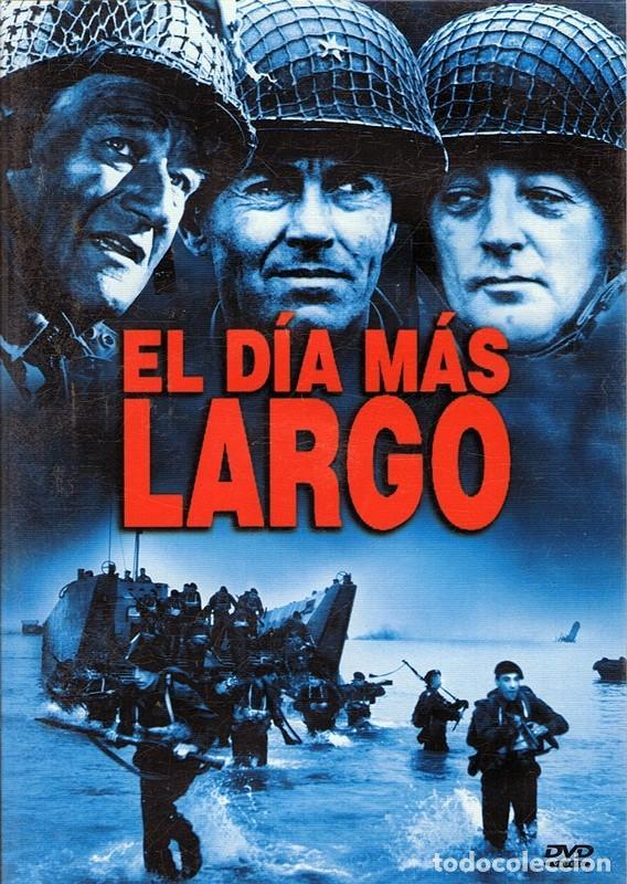 DVD EL DÍA MÁS LARGO ( EDICIÓN ESPECIAL 2 DISCOS) (Cine - Películas - DVD)