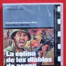 Cine: LA COLINA DE LOS DIABLOS DE ACERO. PRECINTADO. Lote 72078203