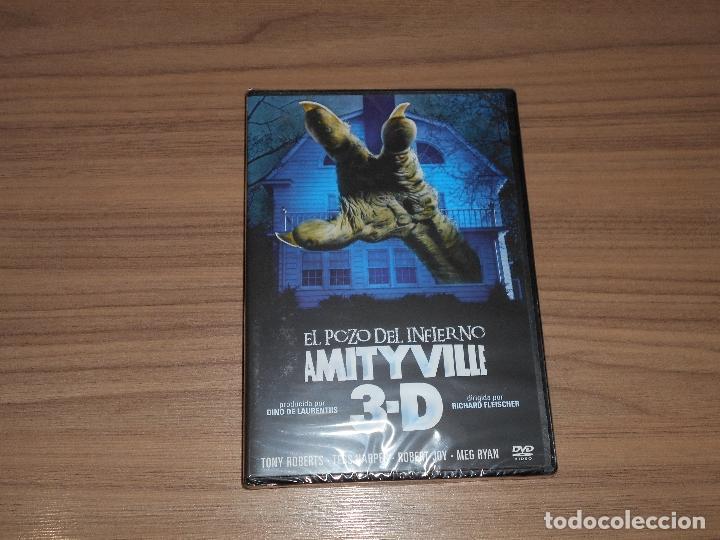 Amityville 3-d el pozo del infierno dvd terror - Vendido