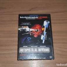 Cine: AUTOPISTA AL INFIERNO DVD TERROR NUEVA PRECINTADA. Lote 191332385