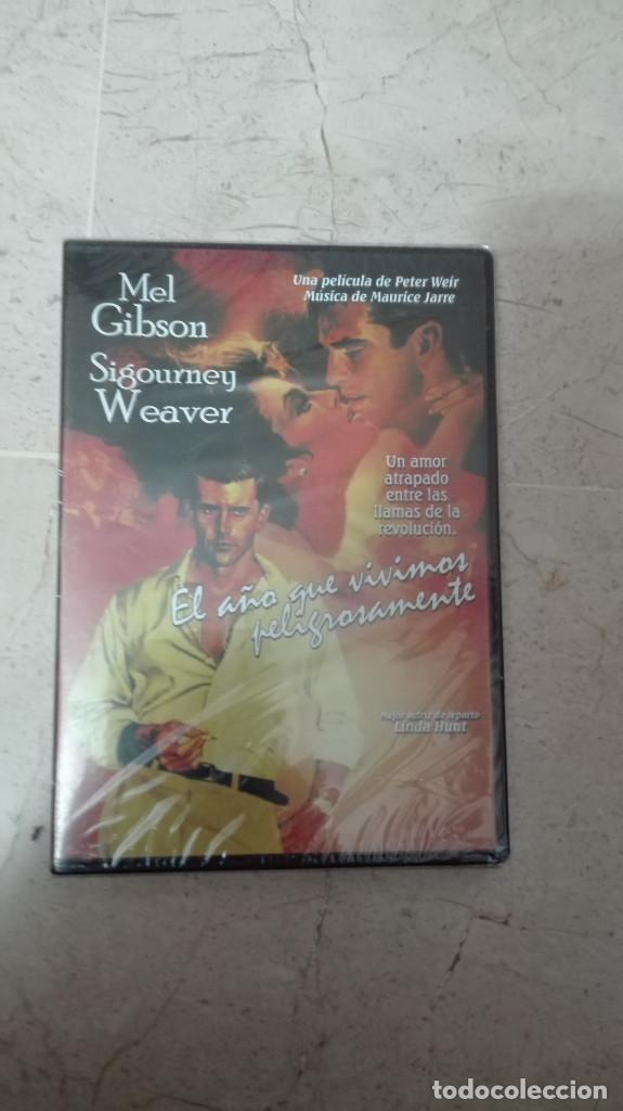 PELICULA DVD EL AÑO QUE VIVIMOS PELIGROSAMENTE PRECINTADA (Cine - Películas - DVD)