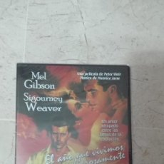 Cine: PELICULA DVD EL AÑO QUE VIVIMOS PELIGROSAMENTE PRECINTADA. Lote 72144511