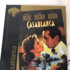 Cine: CASABLANCA ** HUMPHREY BOGART - INGRID BERGMAN - PAUL HENREID. Lote 72192659