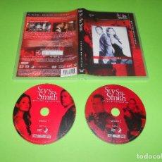 Cine: SR. Y SRA. SMITH ( EDICION DEFINITIVA - SIN CENSURA ) - 2 DVD - ANGELINA JOLIE - BRAD PITT. Lote 72207931