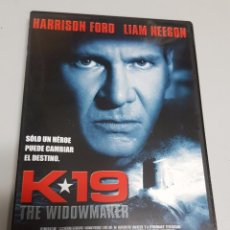 Cine: K 19 THE WIDOWMAKER - HARRISON FORD - LIAM NEESON / DVD. Lote 72292727