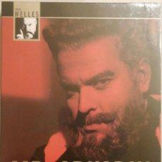 Cine: MR. ARKADIN (1955) - ORSON WELLES - DESCATALOGADO - 2 DVD - FILMOTECA FNAC. Lote 117484254