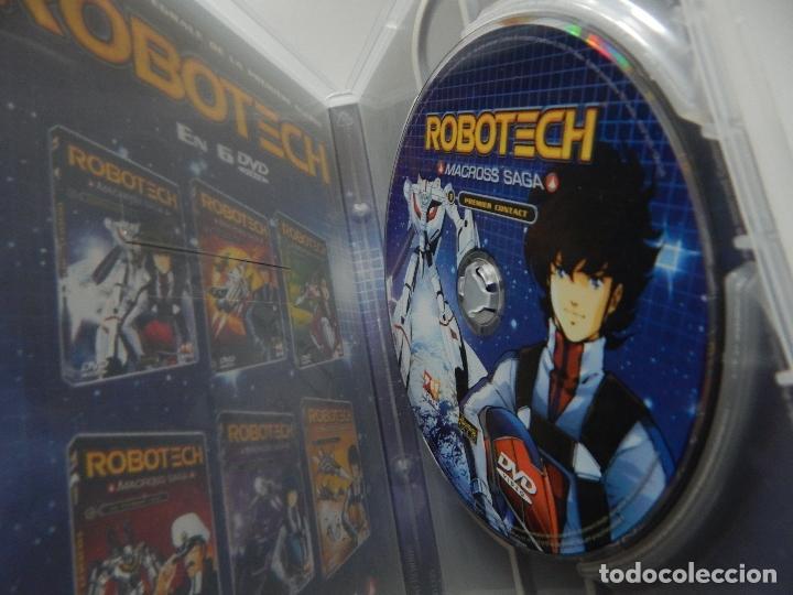 robotech francais
