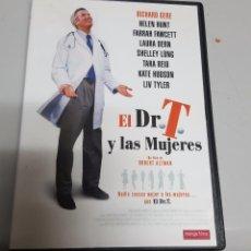 Cine: EL DR. T Y LAS MUJERES / RICHARD GERE - HELEN HUNT - TARA REID / DVD. Lote 72907351