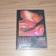Cine: ELIGEME DVD GENEVIEVE BUJOLD KEITH CARRADINE NUEVA PRECINTADA. Lote 295626733