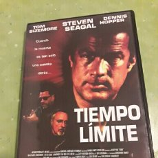 Cine: TIEMPO LIMITE DVD . Lote 118526610