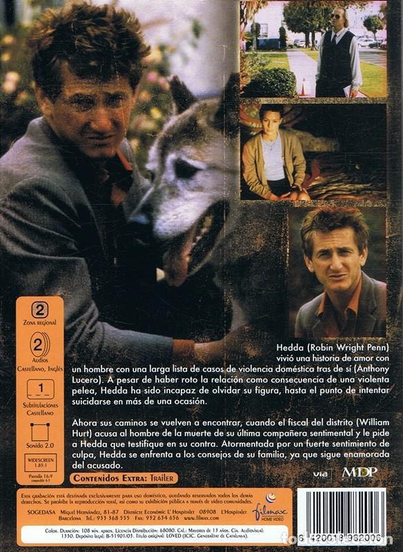 Dvd Loved Por Amor William Hurt Buy Dvd Movies At Todocoleccion