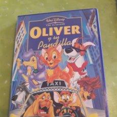 Cine: OLIVER Y SU PANDILLA DVD . Lote 96523446