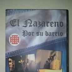 Cine: DVD INEDITO SEMANA SANTA CÁDIZ 1995 - RECORRIDO NAZARENO DESDE SOPRANIS A SU TEMPLO 45 MINUTOS. Lote 73484875