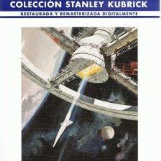 Cine: DVD 2001 : UNA ODISEA DEL ESPACIO STANLEY KUBRICK. Lote 73485267