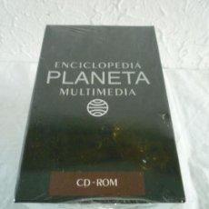 Cine: ENCICLOPEDIA PLANETA MULTIMEDIA COMPLETA:8 CD-ROM.CON PRECINTO. Lote 111711562