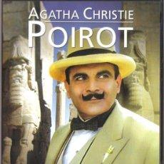 Cine: DVD CINE - ASESINATO EN MESOPOTAMIA - AGATHA CHRISTIE (POIROT) - COMO NUEVO - UN SOLO USO . Lote 73698567