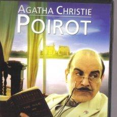 Cine: DVD CINE - MUERTE EN EL NILO - AGATHA CHRISTIE (POIROT) - COMO NUEVO - UN SOLO USO . Lote 73699919