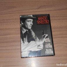 Cine: MANDO SINIESTRO DVD DE RAOUL WALSH JOHN WAYNE CLAIRE TREVOR NUEVA PRECINTADA. Lote 180039123