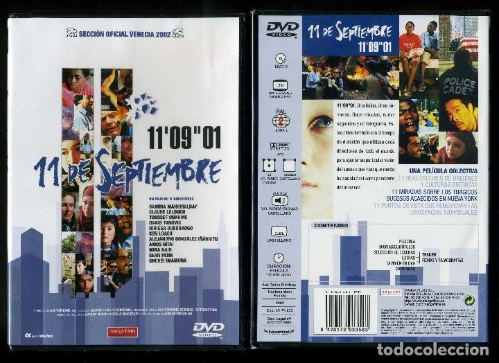 DVD A ESTRENAR - 11 DE SEPTIEMBRE - Nº51 A (Cine - Películas - DVD)
