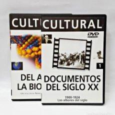 Cine - Lote 2 DVD Cultural 1 y 2 - 73885147