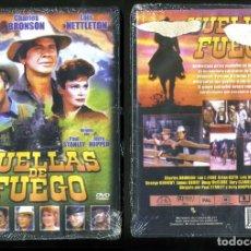 Cine: DVD A ESTRENAR - HUELLAS DE FUEGO - Nº61. Lote 73973931