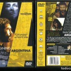 Cine: DVD A ESTRENAR - IMAGINING ARGENTINA - Nº62. Lote 73974223