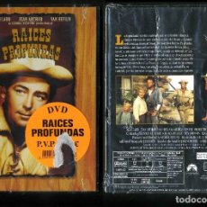 Cine: DVD A ESTRENAR - RAICES PROFUNDAS - Nº68. Lote 95622907