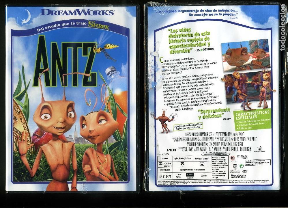 DVD A ESTRENAR - ANTZ - Nº16 (Cine - Películas - DVD)