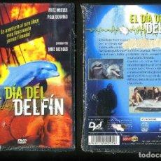Cine: DVD A ESTRENAR - EL DIA DEL DELFIN - Nº75. Lote 73976035