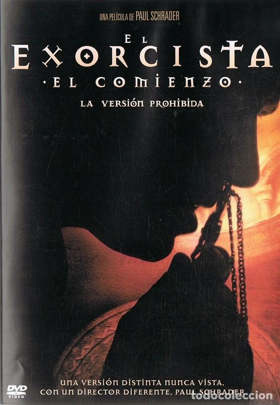DVD EL EXORCISTA EL COMIENZO (Cine - Películas - DVD)
