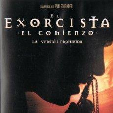 Cine: DVD EL EXORCISTA EL COMIENZO . Lote 74045559
