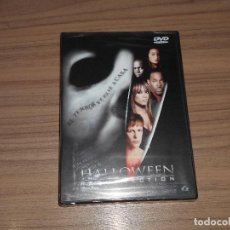Cine: HALLOWEEN RESURRECTION EDICION ESPECIAL 2 DVD MULTITUD DE EXTRAS NUEVA PRECINTADA. Lote 183906763