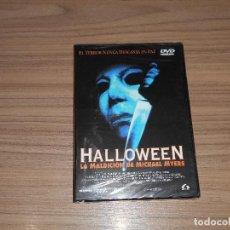 Cine: HALLOWEEN LA MALDICION DE MICHAEL MYERS EDICION ESPECIAL DVD MULTITUD DE EXTRAS NUEVA PRECINTADA. Lote 261683950