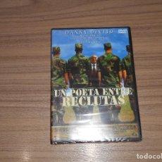 Cine: UN POETA ENTRE RECLUTAS DVD DANNY DEVITO NUEVA PRECINTADA. Lote 186089968