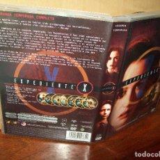 Cine - PACK EXPEDIENTE X - SEGUNDA TEMPORADA COMPLETA EN DVD - 7 DVDS - 79156098