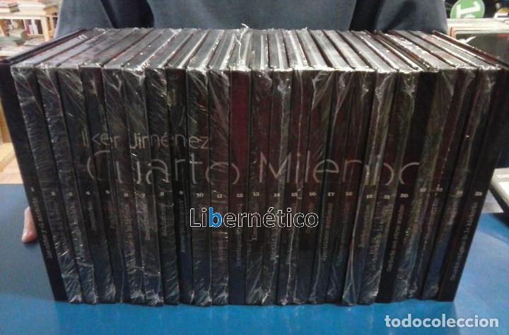 cuarto milenio. de iker jiménez. 25 dvd / libro - Comprar Películas ...