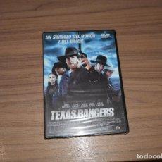 Cine: TEXAS RANGERS DVD JAMES VANBERBEEK ASHTON KUTCHER NUEVA PRECINTADA. Lote 295744878
