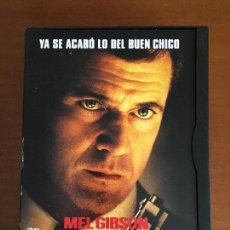 Cine: PAYBACK - MEL GIBSON - DVD. Lote 74762475