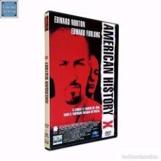 Cine: AMERICAN HISTORY X / COLUMBIA TRISTAR / PELÍCULA DVD 2000. Lote 75060931