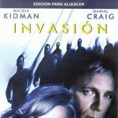Cine: DVD INVASIÓN NICOLE KIDMAN . Lote 75103399