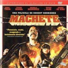 Cine: DVD MACHETE STEVEN SEAGAL . Lote 75105187