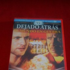 Cine: DEJANDO ATRAS EL MUNDO EN GUERRA - DVD - ACCION - . Lote 75196463