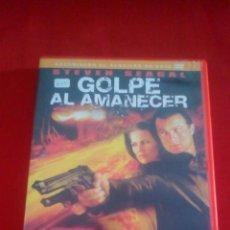 Cine: GOLPE AL AMANECER - STEVEN SEGAL. Lote 75197415