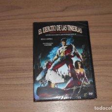 Cine: EL EJERCITO DE LAS TINIEBLAS EDICION COLECCIONISTA REMASTERIZADA DESDE 4 K DVD NUEVA PRECINTADA. Lote 211575186