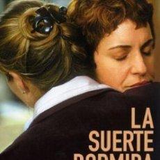 Cine: LA SUERTE DORMIDA DVD. Lote 143707146