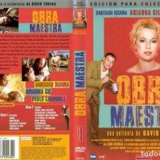 Cine: OBRA MAESTRA EDICION PARA COLECCIONISTA DVD. Lote 75317431