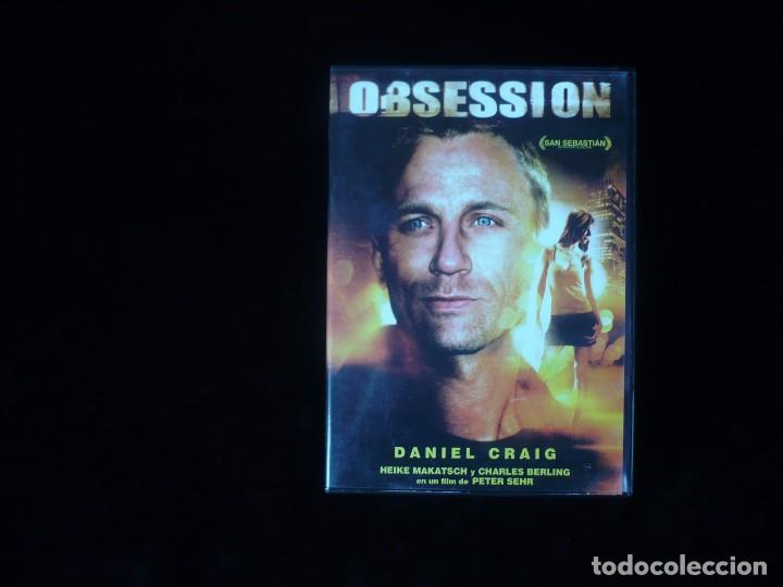 OBSESSION, DANIEL CRAIG (Cine - Películas - DVD)