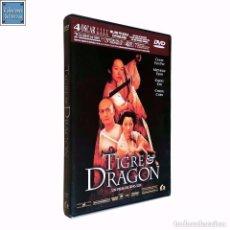 Cine: TIGRE & DRAGON / LAUREN / PELÍCULA DVD 2001. Lote 75486355