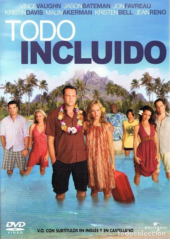 DVD TODO INCLUIDO VINCE VAUGHN (Cine - Películas - DVD)