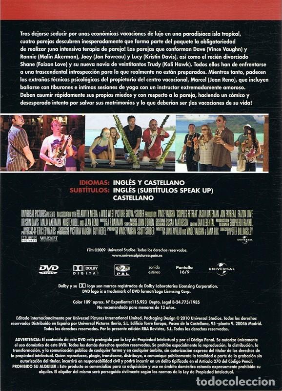 Cine: DVD TODO INCLUIDO VINCE VAUGHN - Foto 2 - 75664835